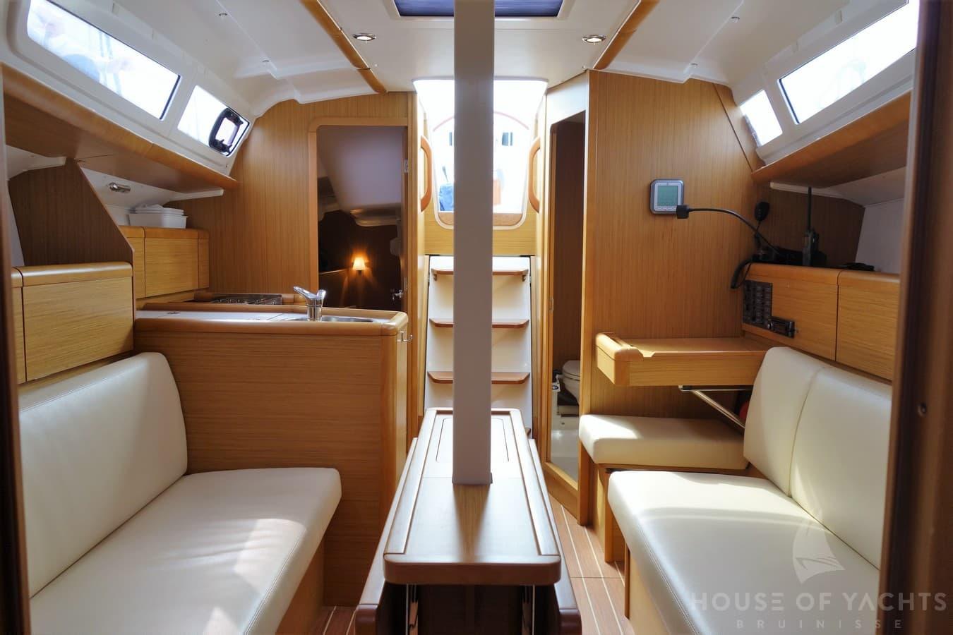 Jeanneau Sun Odyssey 33i Performance House Of Yachts