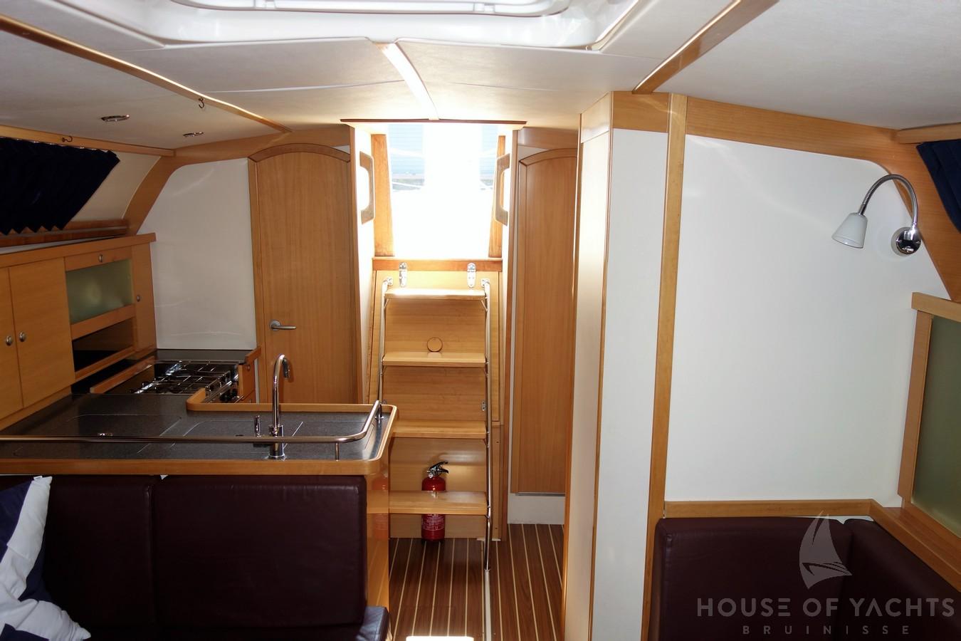Hanse 370 House Of Yachts