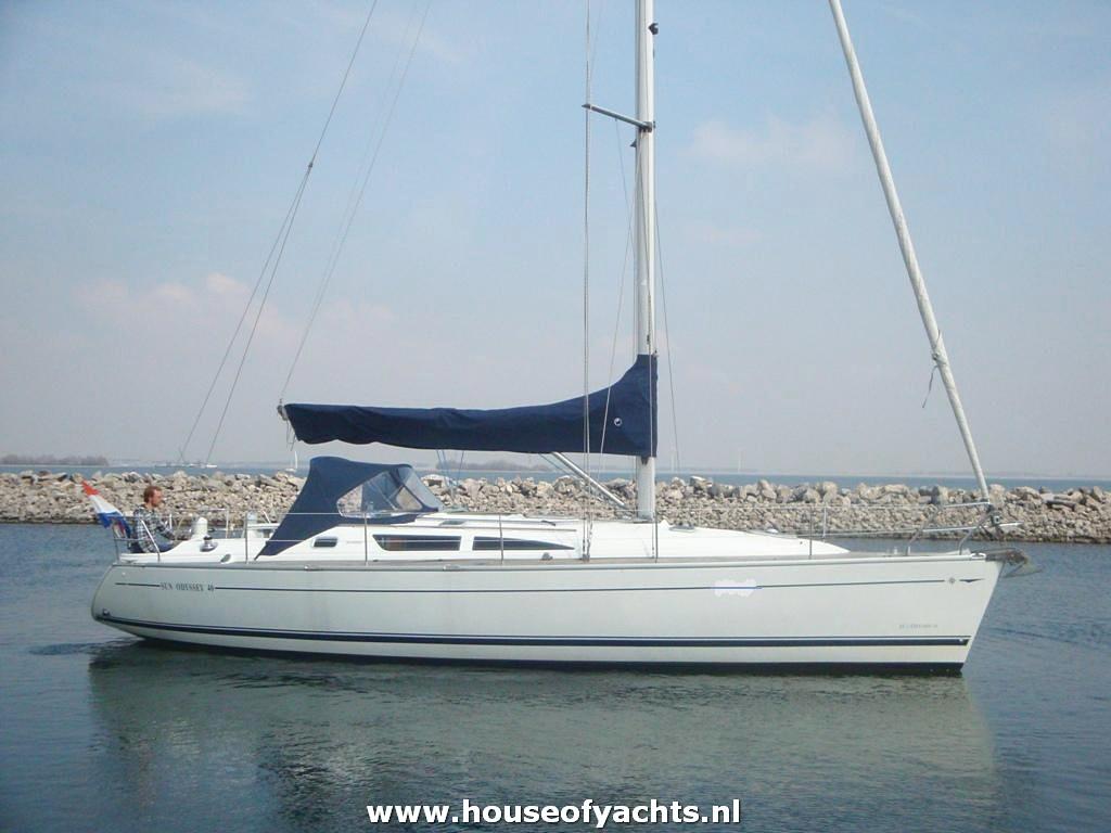 Jeanneau Sun Odyssey 40 House Of Yachts