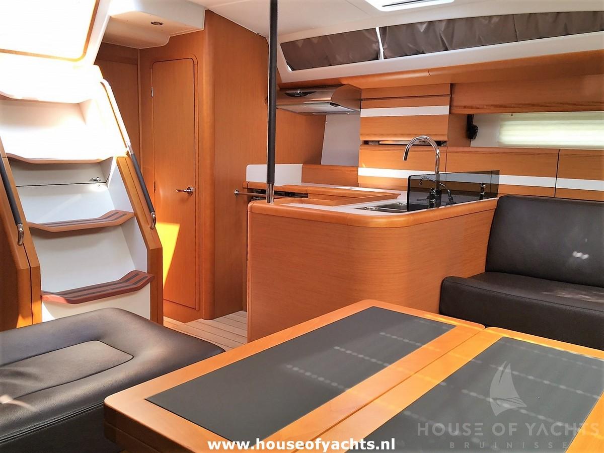 Jeanneau 53 House Of Yachts