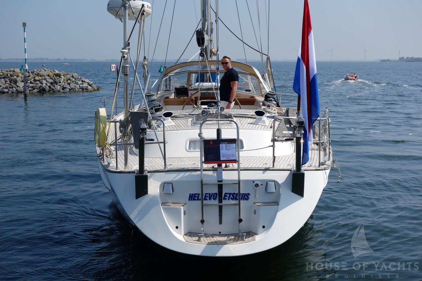 Hallberg-Rassy 53 - House of Yachts