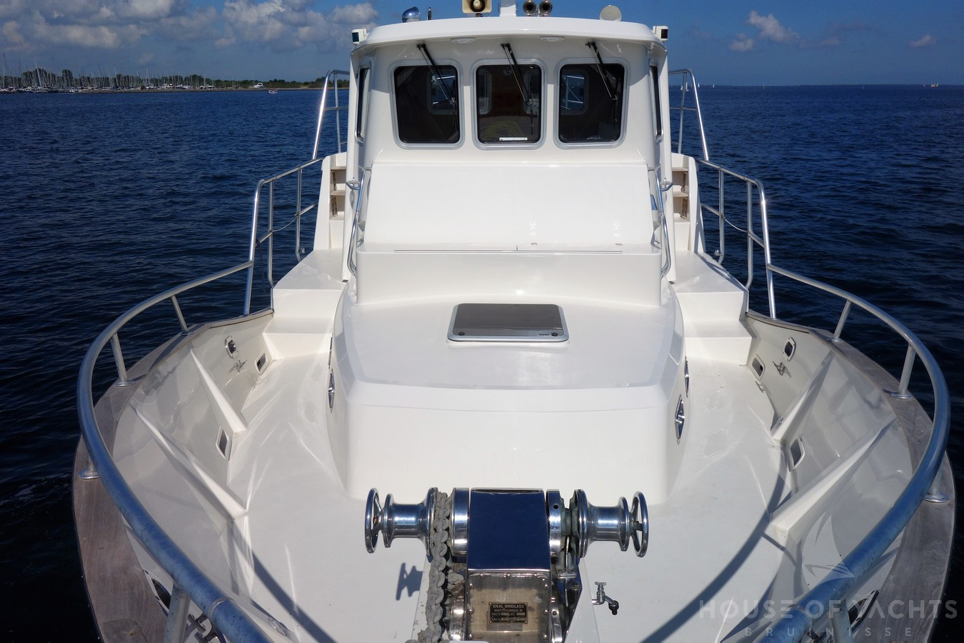 Cherubini 50 Pilothouse House Of Yachts