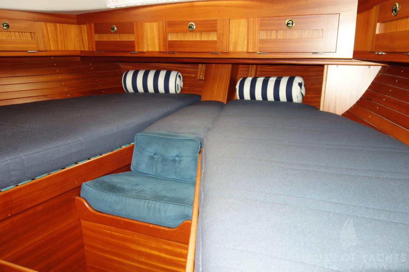 Hallberg-Rassy 39 MK1 - House of Yachts
